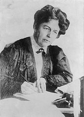 Emmeline Pankhurst - Wikipedia, the free encyclopedia