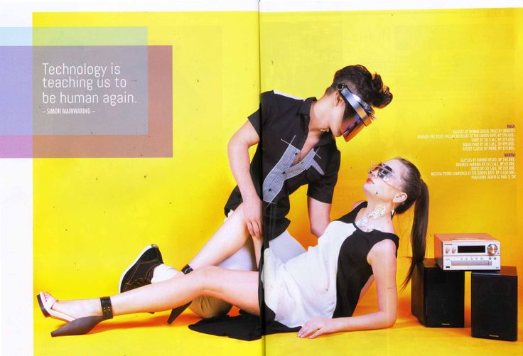 (X)S.M.L Shirt and Dress are appeared on Trax Magazine - June 2013