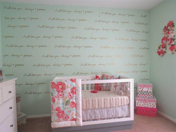Bedroom Ideas Mint Green Walls 98 best mint green nursery images on pinterest | project nursery