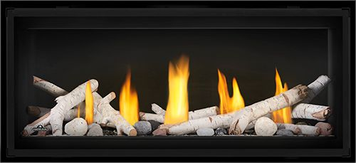 Luxuria Series Linear Gas Fireplaces   By Napoleon Fireplaces