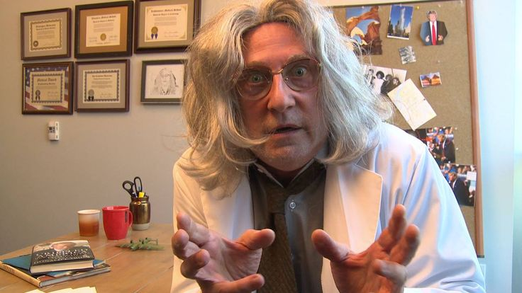 Donald Trump's personal physician Dr. Harold Bornstein, A.K.A. Dr. Brakish Okun from Independence Day (Brent Spiner), has spent the last few decades tending to New York's scrappiest billionaire (as well as moonlighting at Area 51) and has some urgent information about a threat to the country, if not the entire world.  Written and directed by Phil Rosenthal