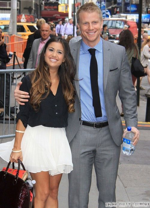 "Sean Lowe & Catherine Giudici Visit ""Good Morning America"". Love them and her style!"