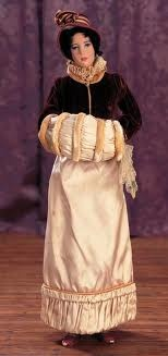 Dorothy Heizer made the most delicate and realistic little cloth dolls.