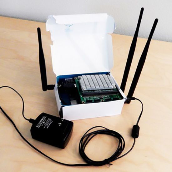 how to make a router with a raspberry pi