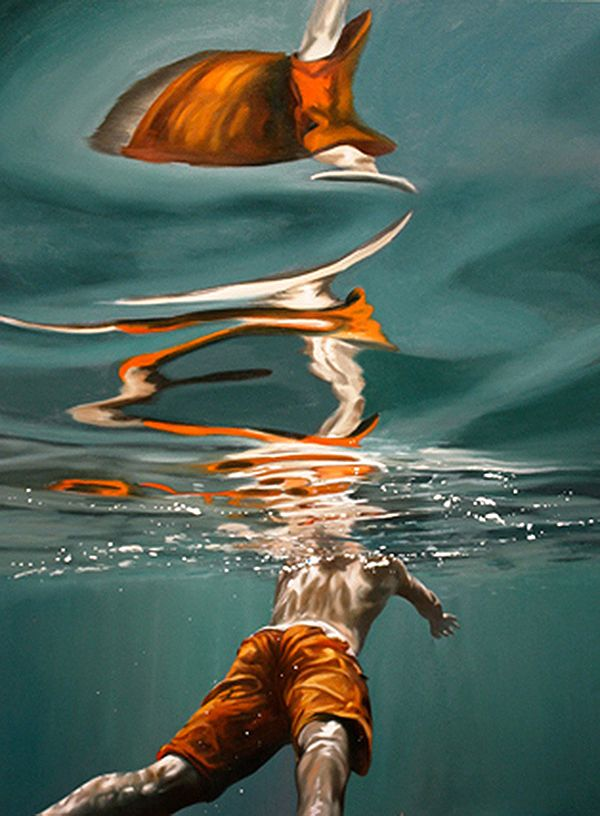 Hyper Realistic Paintings by Eric Zener (3)