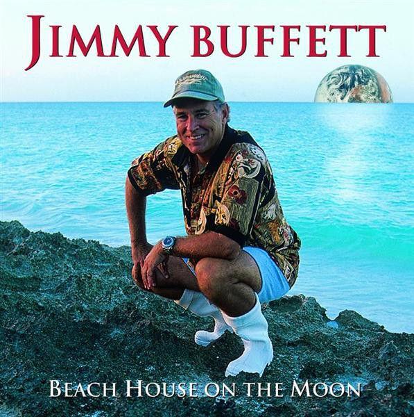 Jimmy Buffett - Beach House On The Moon at Discogs