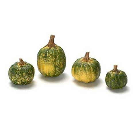 Green Halloween Pumpkins www.teeliesfairygarden.com Gorgeous Halloween green pumpkins that your fairies would truly love! Perfect for any Halloween recipe or for Jack O' Lanterns! #fairyhalloween