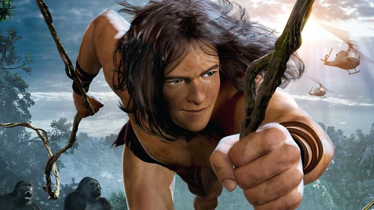 Tarzan 3D Movie Hd Wallpaper [1920 x 1080] Need #iPhone #6S #Plus #Wallpaper/ #Background for #IPhone6SPlus? Follow iPhone 6S Plus 3Wallpapers/ #Backgrounds Must to Have http://ift.tt/1SfrOMr