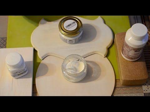 """Оксана Демикова """"Имитация окисленной меди на пластиковой заготовке"""" - YouTube"""