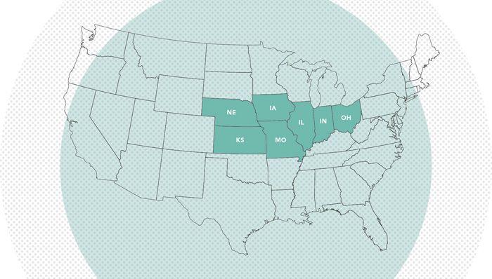 Central Midwest Gardening: Gardening Calendar