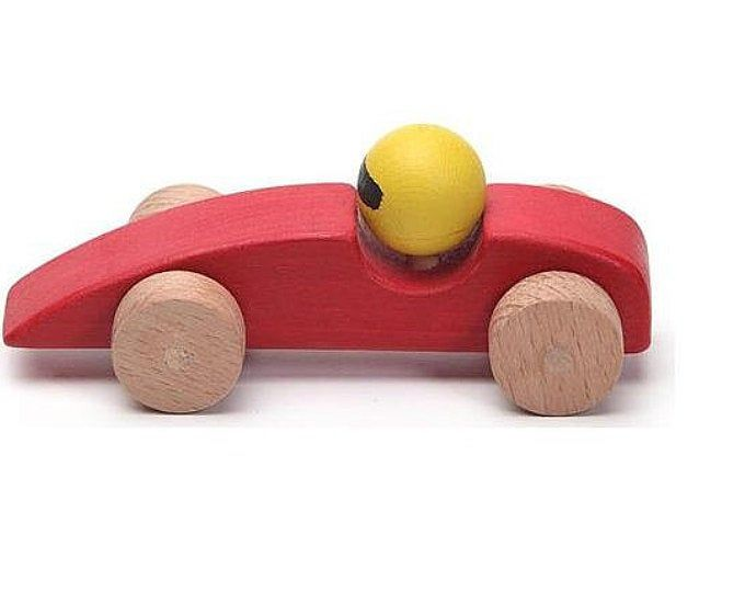 Racing Car For Boys Wooden Race Car Educational Wood Toy Etsy Wood Toys Toddler Gifts Toys