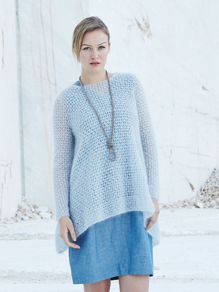 Knitting Patterns For Boat Neck Sweaters : 17 Best images about Simple Shapes Kidsilk Haze on ...