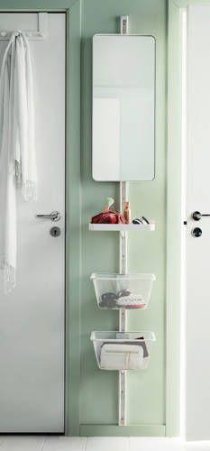 IKEA Catalogue 2015 - Algot ytem for tiny spaces