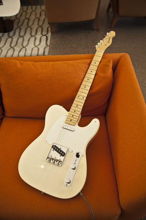 58 Fender Telecaster Guitar