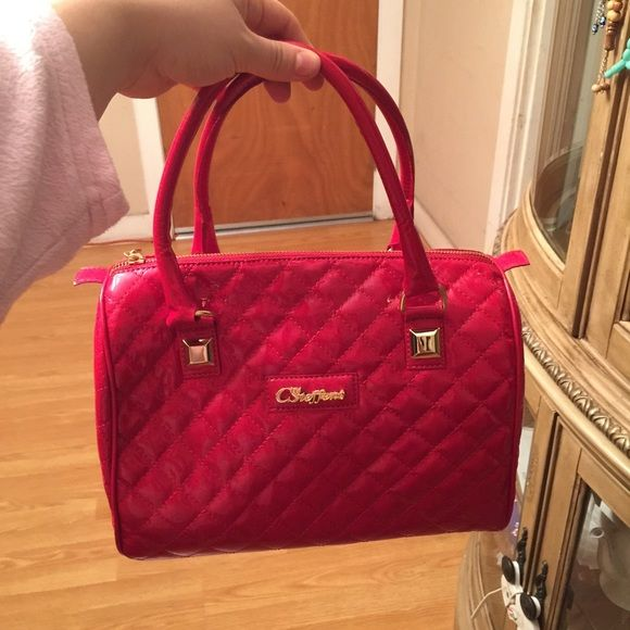 Carmen Steffens red purse Brand new Carmen steffen purse. Comes with dustbag. Carmen Steffens Bags Satchels