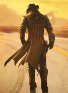 The Courier - Fallout New Vegas