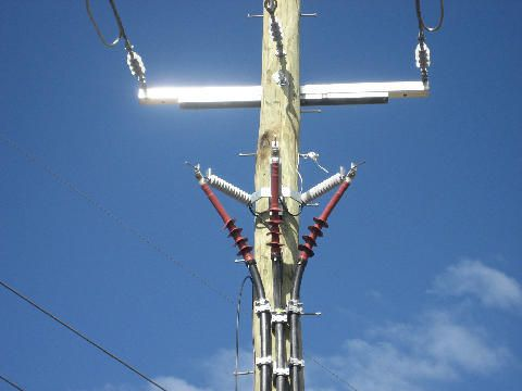 Are not High voltage cable termination recommend you
