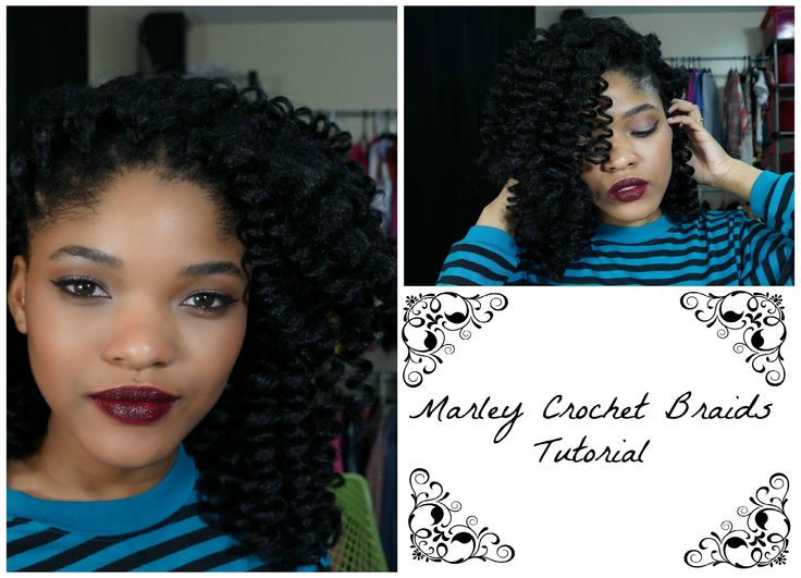 Marley Crochet Braids Tutorial