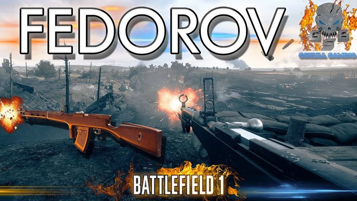 FEDOROV | BATTLEFIELD 1 MONTAGE | PC