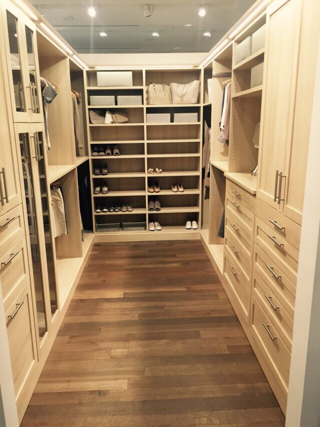 Delightful Closet Goals! Container Store