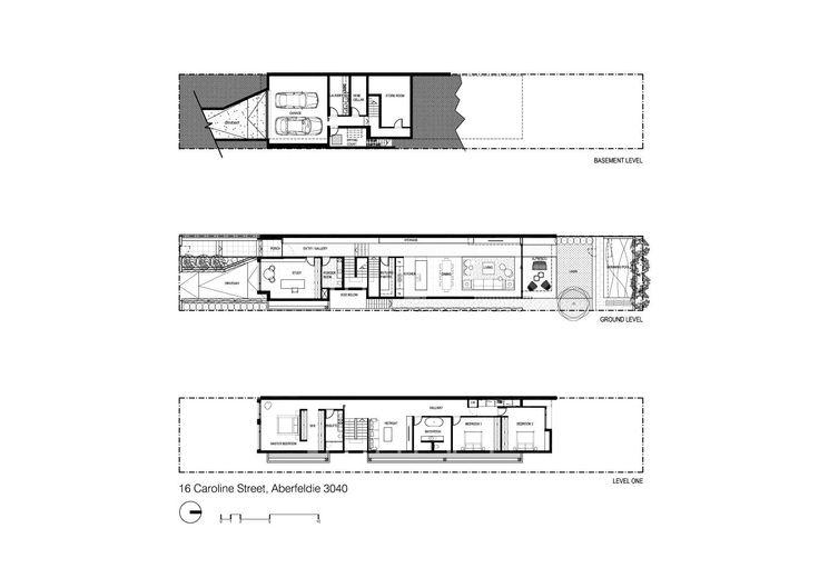 Caroline Street Aberfeldie / Architecton