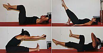 Exercícios de pilates para fazer em casa: passo a passo para ter bumbum e braços tonificados