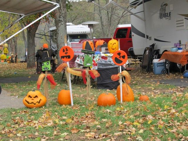 Renfro Valley KOA Halloween Spooktacular  Halloween  ~ 161501_Halloween Decorating Ideas Campground
