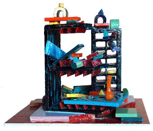 Clara Garesio: Desired lands exhibition at Linee Contemporanee ...