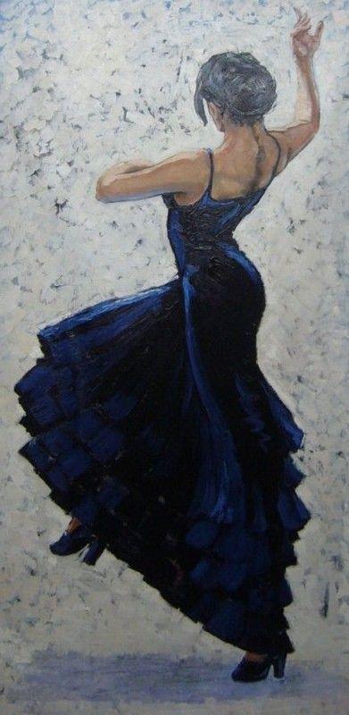 Flamenco by René Rikkelman
