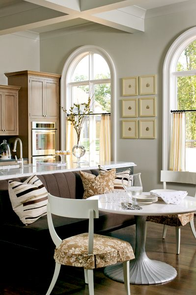 176 best Banquettes images on Pinterest | Benches, Kitchen nook ...