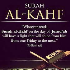Read Surat Al-Kahf!