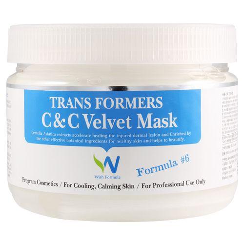 Transformers C&C Velvet Mask