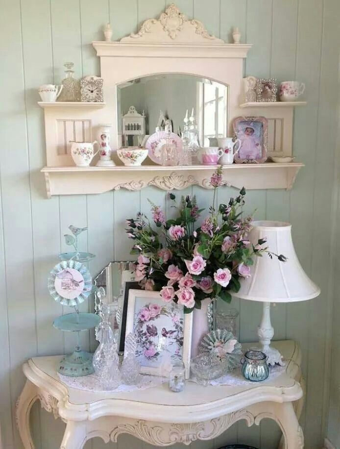 1651 best images about shabby chic romantic chic cottage chic beach chic on pinterest. Black Bedroom Furniture Sets. Home Design Ideas