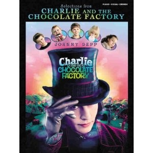 Selections from Charlie and the Chocolate Factory: Piano/Vocal/Chords (Pvg) (Sheet music)  http://like.best-hometheaters.com/redirector.php?p=0739038893  0739038893