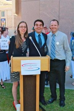 """Arizona Rep. Juan Mendez: We need atheist invocations - Father's """" We can improve the depth and quality of our society when we stop shutting people out of the conversation just because their views aren't the majority view."""""""