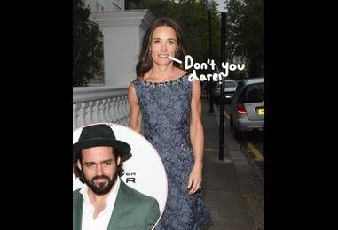 Pippa Middleton Issues Stern Warning To Future Brother-In-Law Spencer Matthews — No Pranks At Her Wedding!