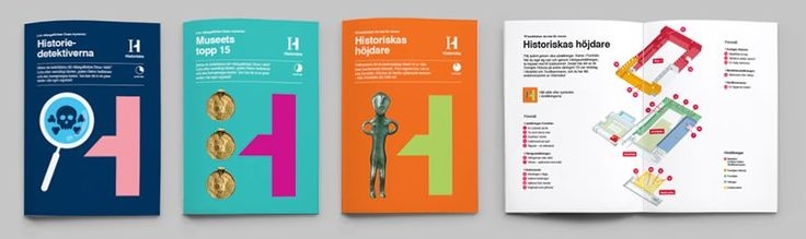 Print for the Swedish History Museum designed by Bold