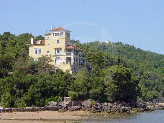 Palácio da Comenda - Serra da Arrábida - Setúbal