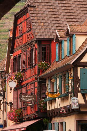 Ribeauvillé, Alsace  France