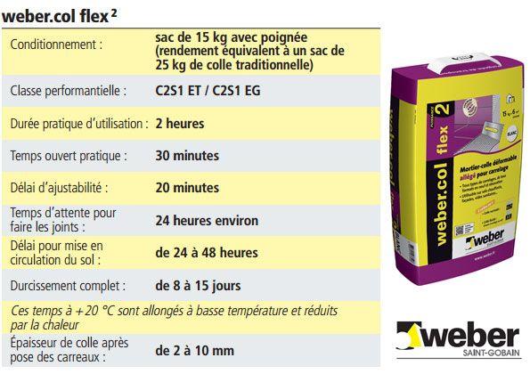 Colle Carrelage Weber Flex Joint De Carrelage Carrelage Collant