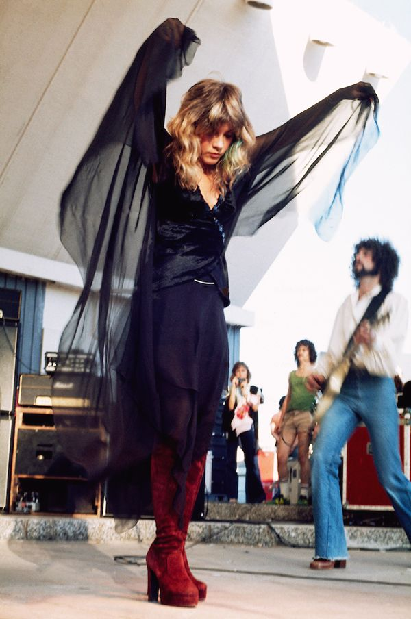 """Fleetwood Mac, 1976. ""                                                                                                                                                                                 More"