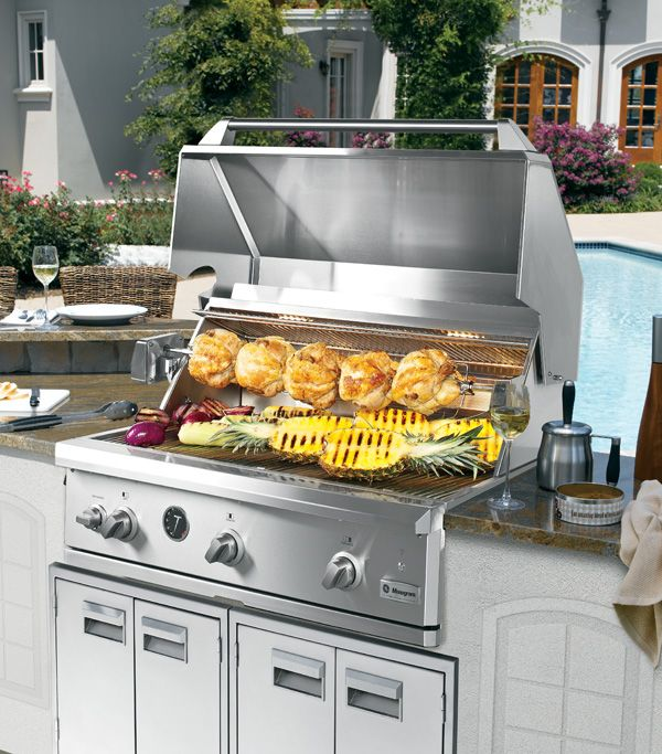 53 best Outdoor Kitchens images on Pinterest Appliances, DIY and - mobile mini outdoor kuche grill party