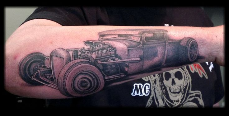 ratrod by MPDesign