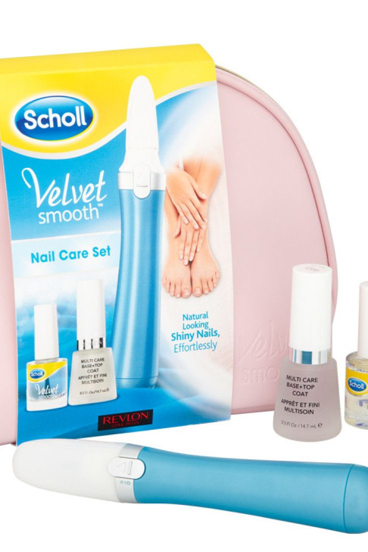 Competition: Win One Of Ten Manicure Sets From Scholl Worth £69.99