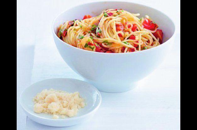 Špagety aglio e olio | Apetitonline.cz