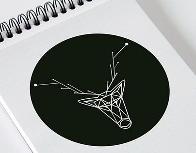 """Check out new work on my @Behance portfolio: """"Logo for Hunting Theme"""" http://be.net/gallery/32989309/Logo-for-Hunting-Theme"""