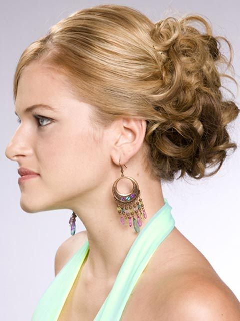 prom hair styles for thin hair 17 best images about half updo wedding hairstyle for thin 5358