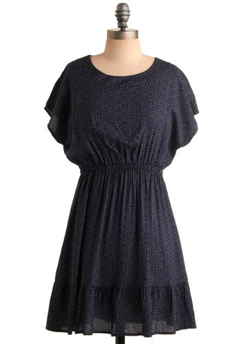 nautical spring dress from: modcloth