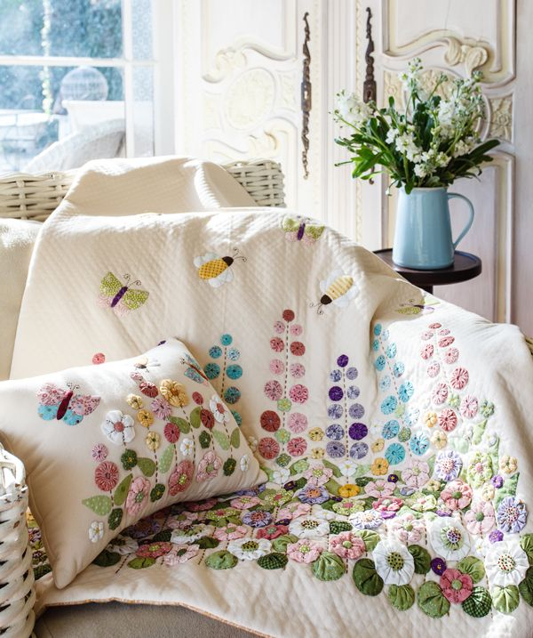 Suffolk Park quilt at Homespun Magazine xxx