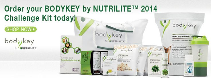 BODYKEY by NUTRILITE™ Challenge Kit – Limited-time offer ...